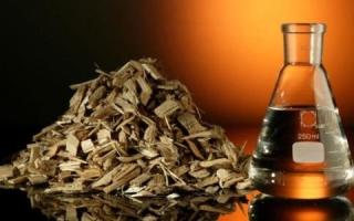 Производство спирта из опилок в домашних и промышленных условиях