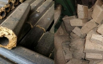 Изготовление топливных брикетов (евродров) своими руками